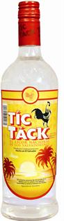 Aguardiente Tic-Tack Liqueur 72@ 750ml - Case of 12